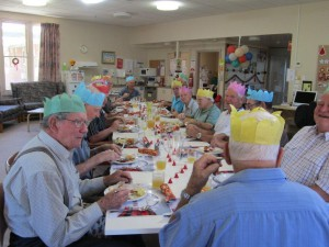 Men's Group Christmas Lunch
